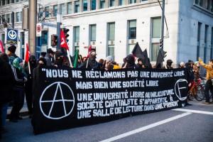 grève et manif du 22 novembre, 2012