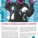 More cameras, more targets!