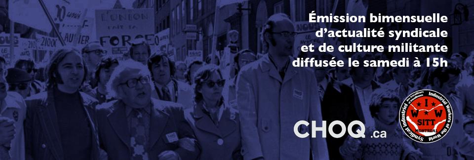 Action en direct - La répréssion du mouvement syndical