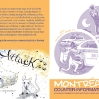 Montreal Counter-information is now a publication!