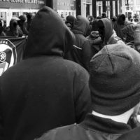 L'antifascisme l'emporte à Montréal: manger une volée avec votre Joyeux Festin?