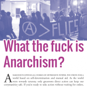 What the fuck is anarchism?