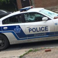 Dernière heure: les gens n'aiment toujours pas la police