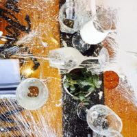"""Qu'ils mangent de la peinture! : action de dégentrification contre """"3734"""""""