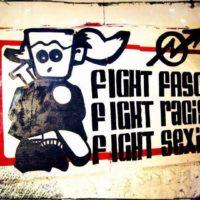 Nos deux cennes sur l'antifascisme