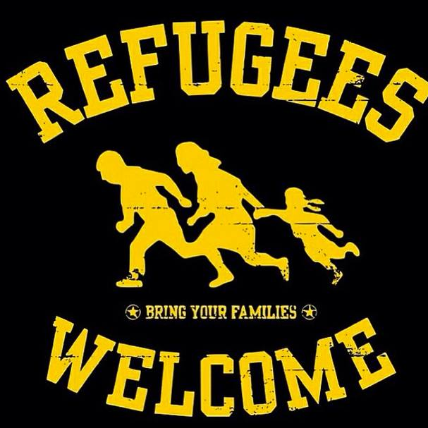 Refugees Welcome: statement from Jaggi Singh