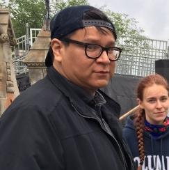 Urgent : Fond légal et manifs de solidarité pour Freddy Stoneypoint, un Défenseur de la Terre Autochtone