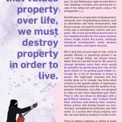 """De-gentrification action against """"3734"""""""