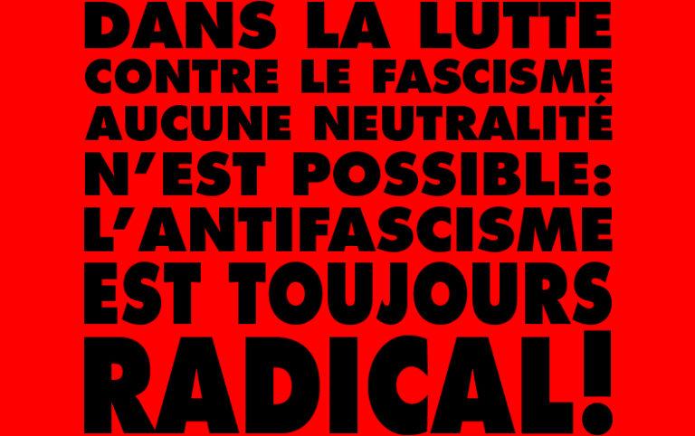 Maxime Fiset et son centre de « prévention de la radicalisation » ne nous représentent pas!