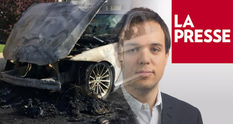 An Increase in Far-left Attacks in Quebec: Philippe Teisceira-Lessard to Blame?