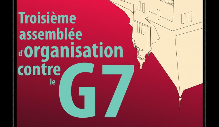 Troisième assemblée d'organisation anti-G7