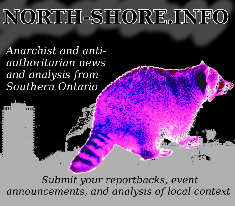 Announcing North-Shore.Info in So-Called Ontario